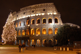 Roman Homes special offer of Christmas vacation rentals